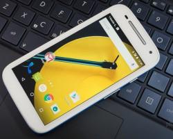 (Motorola Moto E (2015