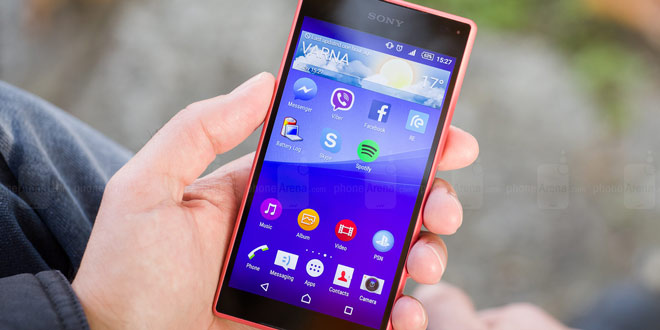 smartphones with screens under 4.6 inches