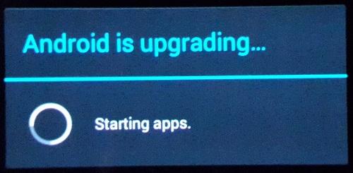 Starting Apps