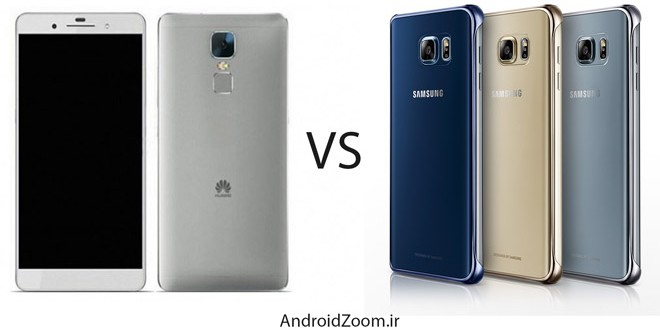note 5 vs mate 8 comparision