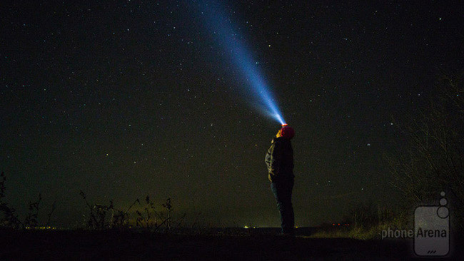 Astrophotography with the LG G4