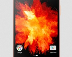 Polaroid Android smartphone