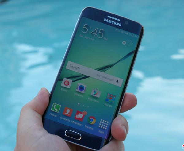 Samsung Galaxy S6 Edge & LG V10