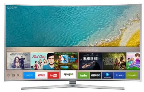 Samsung Smart TV CES