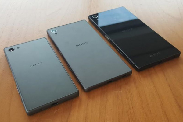 Xperia Z5 & Z5 Compact