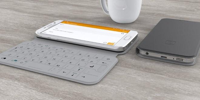 SlimType cover for Samsung Galaxy S6 & S6 edge