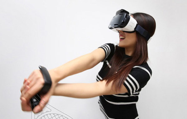 Samsung ller rink or VR