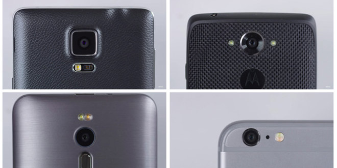 Best Android phone cameras