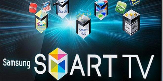 Samsung Smart Hub TV