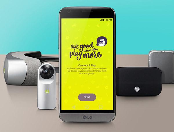 LG Modular Design