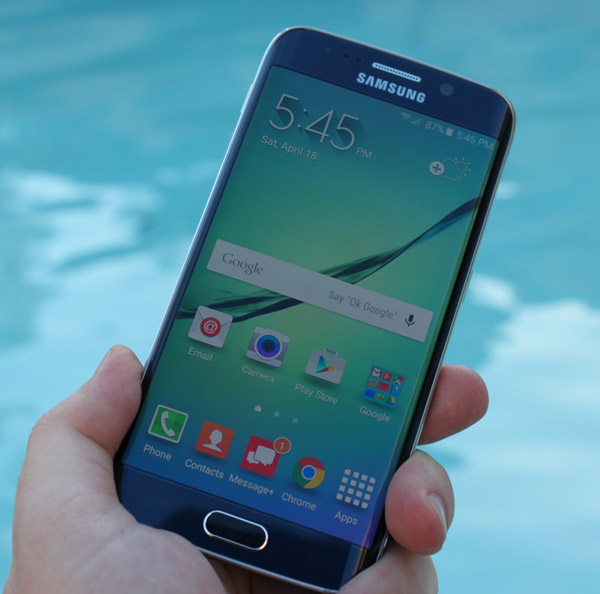 Samsung Galaxy S6 Edge vs Samsung Galaxy S7 Edge