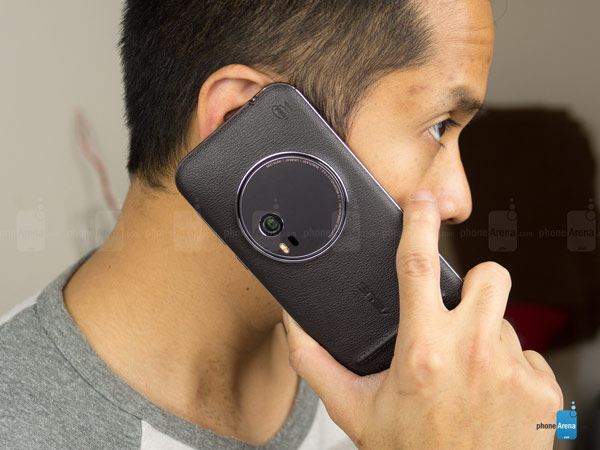 Asus Zenfone Zoom Call Quality