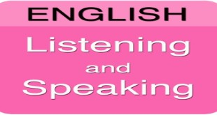 English_listening_and_speaking