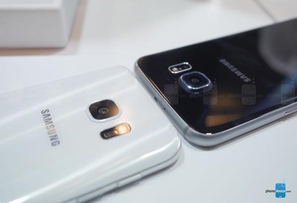 Samsung Galaxy S7 & Galaxy S6