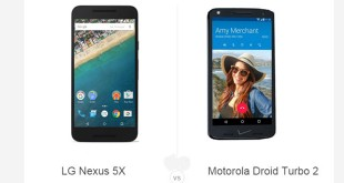 LG Nexus 5X vs Motorola Droid Turbo 2