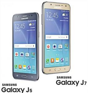 Galaxy J5 (2016) and Galaxy J7 (2016)