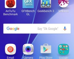 Galaxy A5 Interface and Functionality