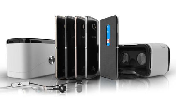 Alcatel Idol 4S delivers VR