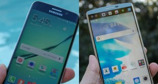 Samsung Galaxy S6 Edge vs LG V10