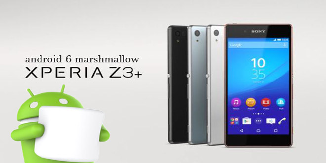 android 6 for z3 plus