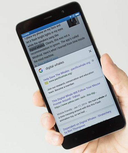 Chrome for Android tips