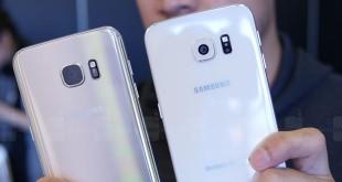 Galaxy S7 vs Galaxy S6 edge+ camera
