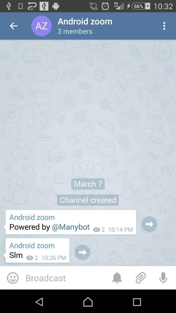 تبدیل کانل معمولی تلگرام به کانال هوشمند