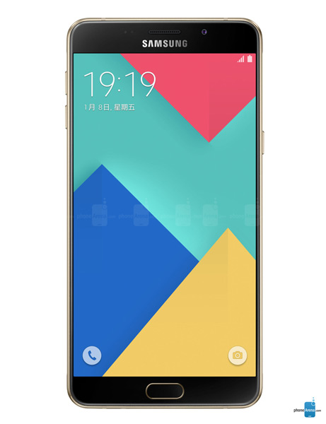 X Samsung Galaxy A9 Pro