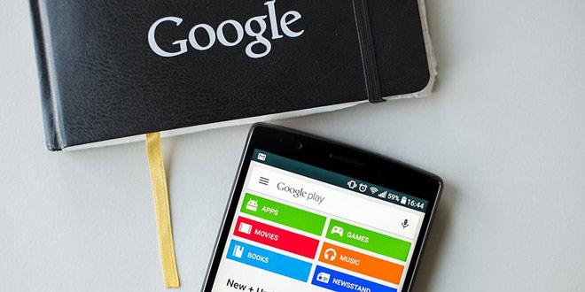 ارور در گوگل پلی استور