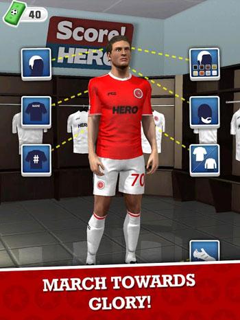 دانلود بازی Score! Hero