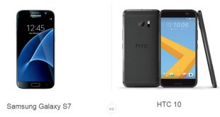 Samsung Galaxy S7 vs HTC 10