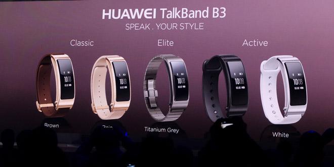 TalkBand B2