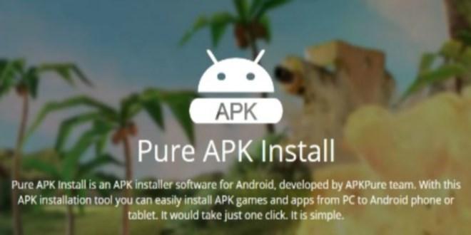 Pure_apk_install
