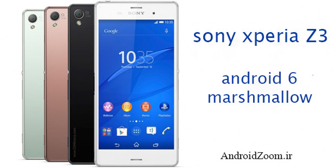 xperia z3 android 6