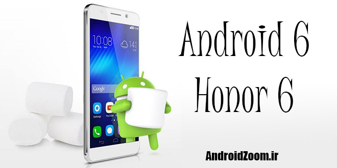 marshmallow for honor 6