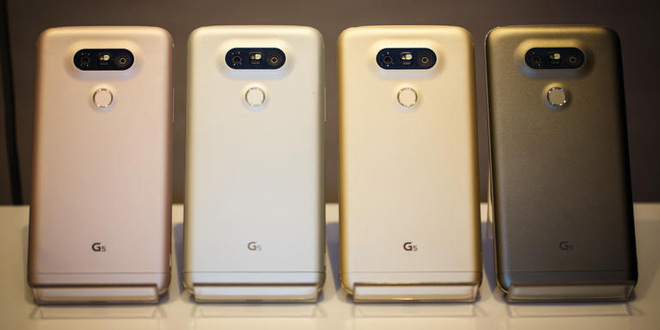 ال جی G5
