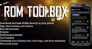 ROM Toolbox