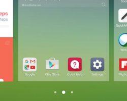 LG G5 UI