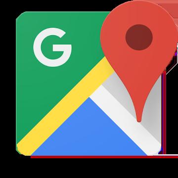 برنامه Google Maps اندروید