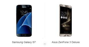 Galaxy S7 و ZenFone 3 Deluxe