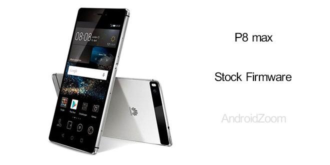 Huawei-P8-Max-firmware