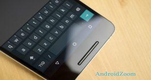 Android N Google Keyboard