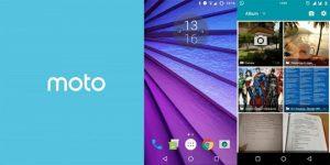 نصب اپلیکیشن های Moto G4 روی دیوایس های دیگر موتورولا