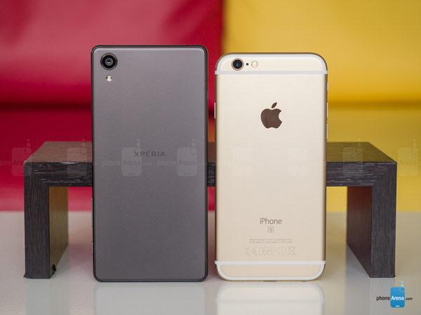 Sony-Xperia-X-vs-Apple-iPhone-6s-002