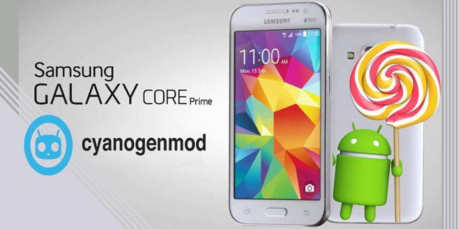 core prime cyanogenmod