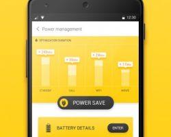 Yellow Battery