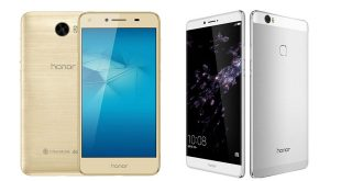 Honor 5 And Honor Note 8