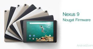 Nexus 9 to Android 7.0 Nougat Official Firmware