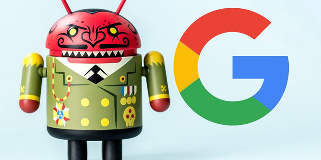 مقابله نهان گوگل با تروریسم