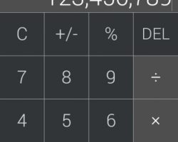 ZenUI Calculator